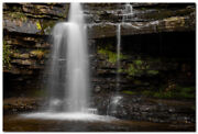 Summerhill Force Gibsons Cave Bowlees 30 X 20 Canvas Landscape Photography