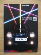 Citroen C2 And039ministry Of Soundand039 Special Edition Uk Sales Brochure 2004.