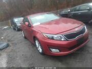 No Shipping Front Bumper Us Market Vin 6 8th Digit Turbo Fits 14-15 Optima 432
