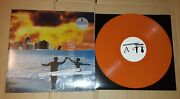 Fear Before The March Of Flames- Odd How People Shake Orange Vinyl Ed.500