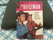 Johnny Crawford Signed Rifleman Comic Book 181964, Mark Mccain, Chuck Connors