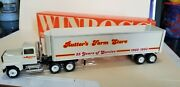 Winross Rutter's Farm Store 25 Years York Pa Tractor Trailer Vgc 1/64 Diecast