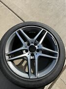 Mercedes Benz Oem Amg 17andrdquo Rims With Tires