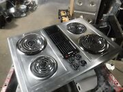 Jenn-air Jed8230ads 30 In. Electric Electric Cooktop