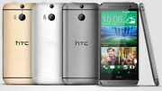 Factory Unlocked Htc One M8 16gb Android Phone Boxed Pack