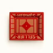 Nwb Hermes Sellier Coin Tray Sold Out Rareandnbsp