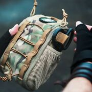 Tactical Medical First Aid Molle Bag Military Pouch Bag Emergency Survival Gear