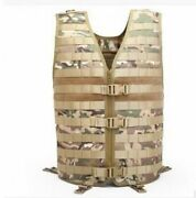 Military Vest Combat Assault Airsoft Police Tactical Gear Swat Hunting Shooting
