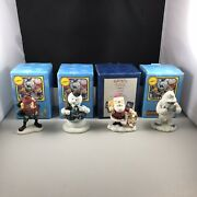 Lot Of 4 Rudolph And The Island Of Misfit Toys Enesco Mini Figures Ornaments
