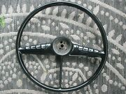 Vintage Chevy Truck Steering Wheel Newer Aftermarket 1940and039s 1950and039s