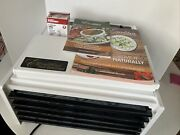 Excalibur 5-tray Food Dehydrator White Model 3500 Excellent Condition
