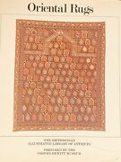 Oriental Rugs The Smithsonian Illustrated Library Of Antiques By The Cooper-he