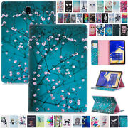For Samsung Tab S4 10.5 T830/t835 Magnetic Flip Leather Patterned Case Cover