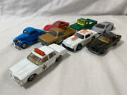 Ertl Hot Wheels And Ym 8 Cars Cooterand039s Garage Dukeand039s Sheriff Car And Smokey