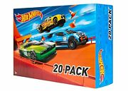 Hot Wheels 20-car Pack 164 Scale Vehicles Gift For Collectors Kids Ages 3 Old