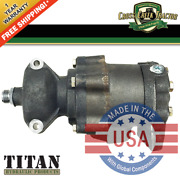 Nca600f New Hydraulic Piston Pump For Ford Tractor Naa 600 700 800 900 601 701+