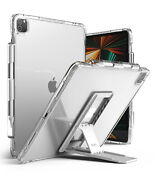 For Apple Ipad Pro 12.9 Inch Case 2021 Ringke [fusion Plus] Clear Pencil Holder