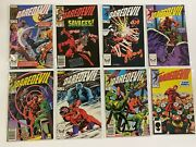 Daredevil Lot 201-250 Marvel 1st Series 43 Different Books 6.0 Fn 1983-and03988