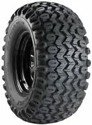 Set Of 4 Carlisle Hd Field Trax Atv/utv Tires - 24x1200-12 Lra 2ply Rated
