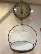 Antique 1912 Providence Ri 30lb Hanging Scale