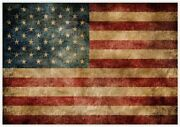 Us Flags American 12 Flags New 3x5 Ft Antique Distressed New Dozen Wholesale