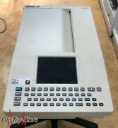 Burdick Spacelabs Eclipse 850 Ecg Ekg Machine With Clips And Leads