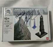 Lego Brickstructures 19720 John Hancock Center First Edition 1 Of 1250 Signed