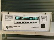 Rupprecht And Patashnick Series 8400s Ambient Particulate Sulfate Monitor Pulse