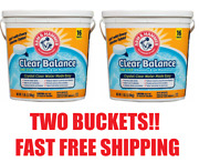 2 Pack Of 16 Arm And Hammer Clear Balance Swimming Pool Maintenance Tablets 🔥