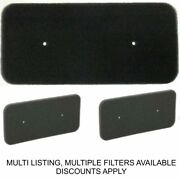 Condenser Tumble Dryer Sponge Filter Fits Hoover Candy Csh Gvs 40006731