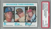 1973 Topps 615 Mike Schmidt Rc Rookie Signed Auto Psa Dna 4.5