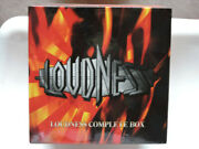 Loudness Loudness Complete Box Japan Cd Coza-51010-22 2007 Obi