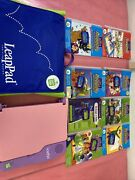 Leapfrog Leappad Learning Game System/console Pink Model 57-000