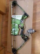 Muzzy Bowfishing Vice Bow 25-55lbs 24.5-31 Right Handed With Rest And Reel