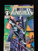 The Punisher 1 Newsstand 9.2 Nm- Copper Age Marvel Comic Book Frank Castle