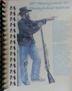 Civil War History Of The 35th Pennsylvania Infantry/ 6th Reserves Regiment