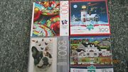 Lot Of 4 Charles Wysocki, And Various Designer, 300 Piece Puzzles, Used / 1 New