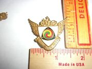1954 Ama Pin Vintage Classic Collectible Old Usa Motorcycle Cycle Memorabilia