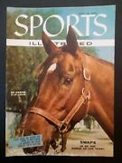 Sports Illustrated Magazine 1955 July 18 Kentucky Derby-swapshorse Of The Year
