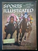 Sports Illustrated Magazine 1959 January 26 Horse Racing They're Off At Hialeah