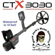 Minelab Ctx3030 Metal Detector Deluxe Package Free Band039s Yes I Have One In Stock