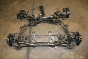 00-2005 Toyota Celica Gt-s Front And Rear M/t Brakes Calipers Arms Axles Subframe