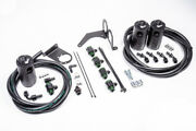 Radium Engineering For Nissan R35 Gt-r Triple Catch Can Kit - 20-0566