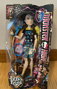 Monster High Jekyll Jackson Freaky Fusion Save Frankie Exclusive Boy Doll New