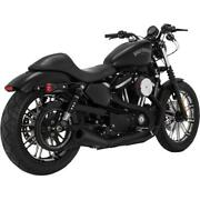 Vance And Hines 47624 Upsweep 21 Exhaust System - Black