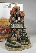 David Winter Cottages House Of Usher The Haunted Houses Collection