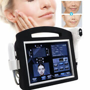 4d Hifu Beauty Machine Vmax Rf 2 In 1 12 Lines Radar Face Lift Wrinkle Removal