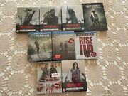 The Walking Dead 1-9 Bluray Steelbooks And Digibook See Details Is Description