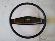 Gm 73-77 Chevy Truck 16 Steering Wheel Nos Or Early Take Off 9755265 Oem Gmc