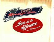 2 Nice Snap-on Tools Coal Mining Stickers 1066